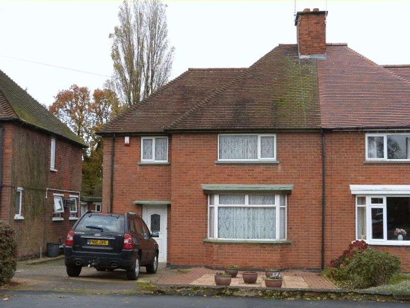 3 Bedrooms Semi Detached House for sale in Holmden Avenue, Wigston