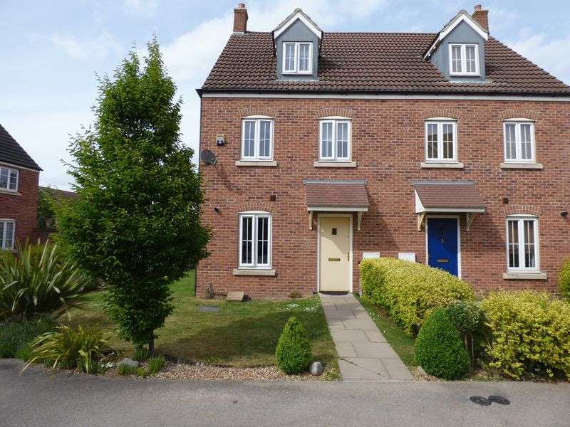 3 Bedrooms Semi Detached House for sale in Shawbury Avenue Kingsway, Gloucester