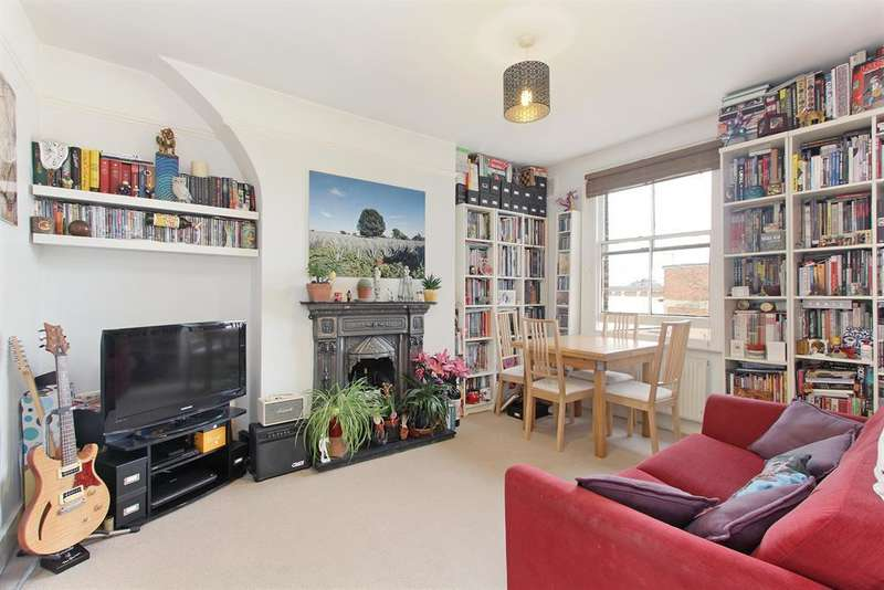 1 Bedroom Flat for sale in Paulet Road, Camberwell, SE5