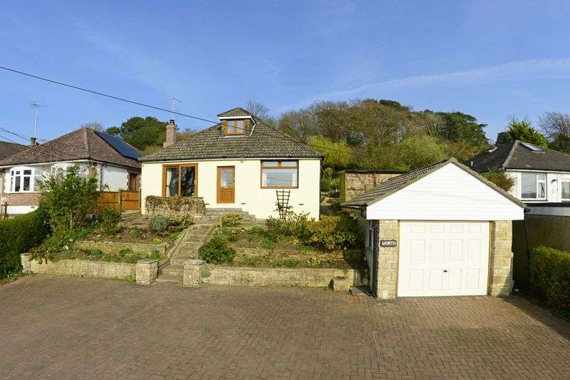 5 Bedrooms Detached Bungalow for sale in Lulworth Road, Wool, BH20.
