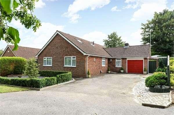 4 Bedrooms Detached Bungalow for sale in Dalewood, Basingstoke, RG22