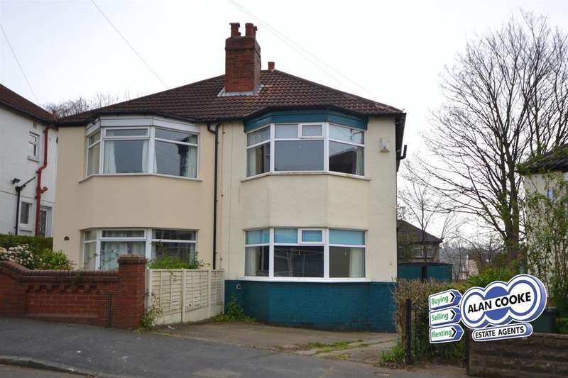 3 Bedrooms Semi Detached House for sale in Easterly Avenue, Oakwood