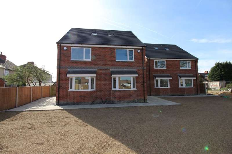 3 Bedrooms Semi Detached House for sale in Marlborough Road, Askern, Doncaster, DN6