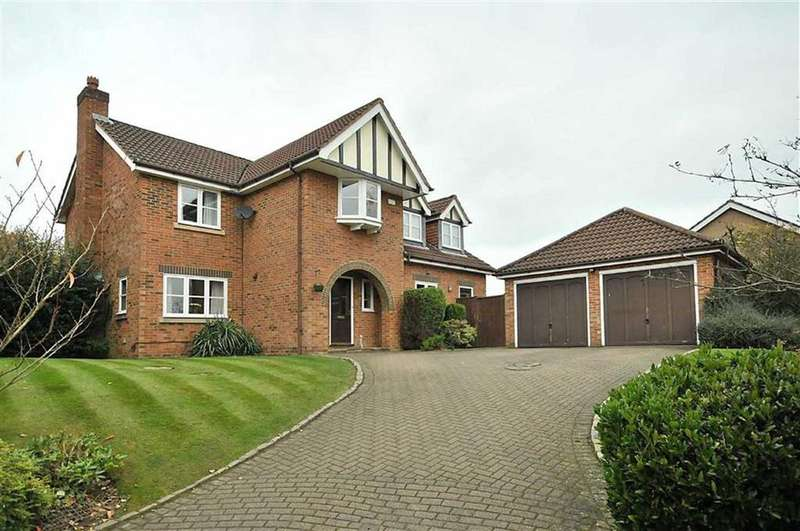 5 Bedrooms Detached House for sale in Dingle Close, Tytherington