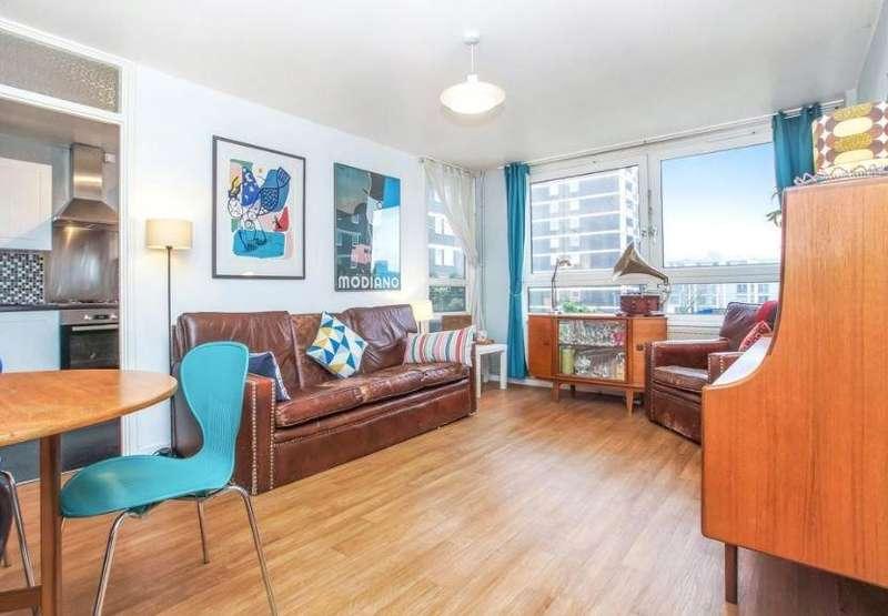 3 Bedrooms Apartment Flat for sale in De Beauvoir