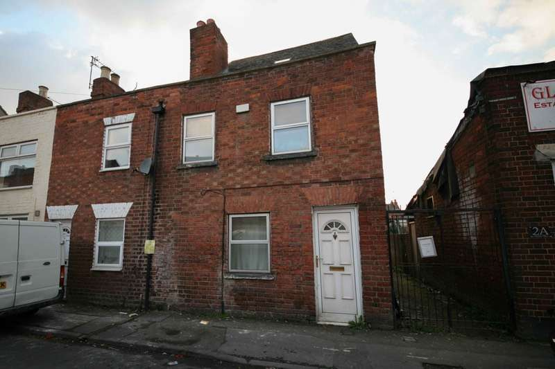 2 Bedrooms End Of Terrace House for sale in Hopewell street, Gloucester, Gloucestershire, GL1