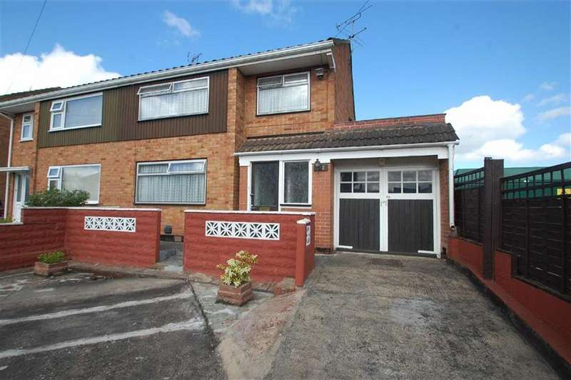 3 Bedrooms Semi Detached House for sale in Marton Drive, Mount Pleasant, Shrewsbury