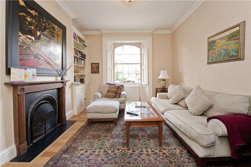 2 Bedrooms Flat for sale in Liverpool Road, Barnsbury, Islington, London