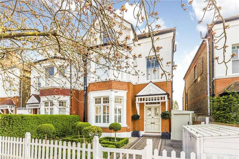 5 Bedrooms Semi Detached House for sale in Eynella Road, East Dulwich, London, SE22