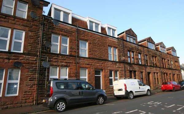 1 Bedroom Flat for sale in 5A Kelvin Street, Largs, KA30 9BD