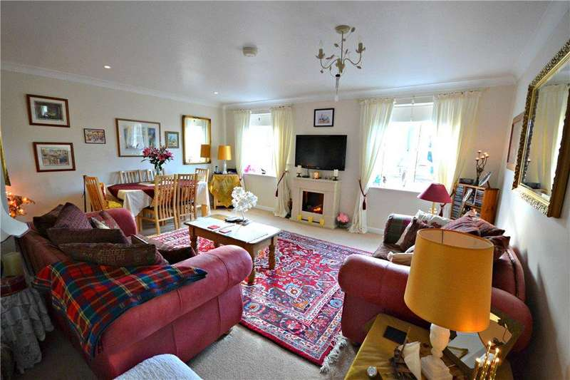2 Bedrooms Apartment Flat for sale in Balliol Court, Stokesley, North Yorkshire