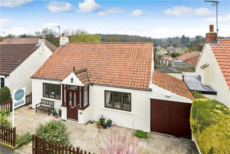 2 Bedrooms House for sale in Pannal Avenue, Pannal, Harrogate, North Yorkshire