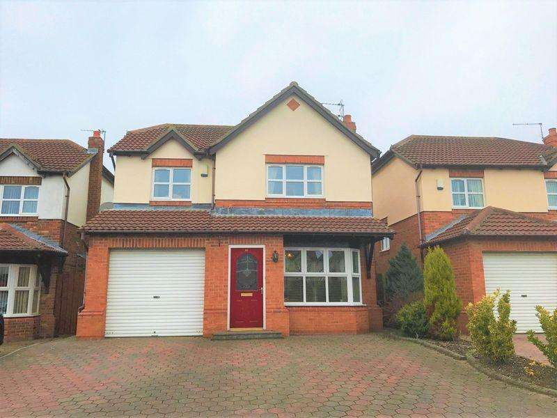 4 Bedrooms Detached House for sale in Briardene Way - 4 Bed Detached - Easington, Peterlee