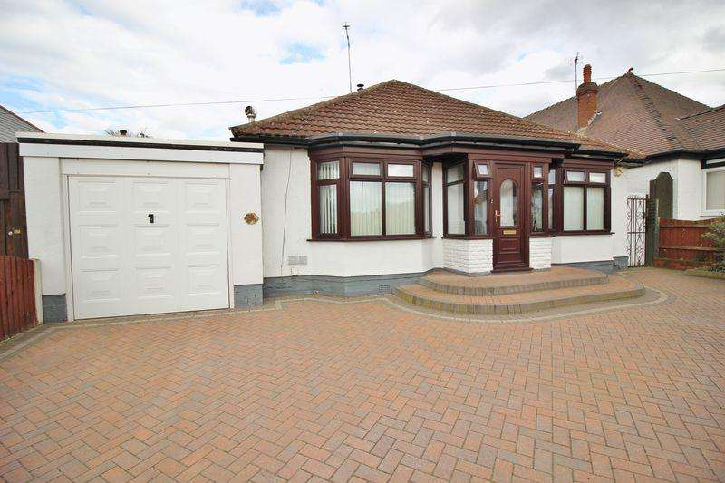 3 Bedrooms Detached Bungalow for sale in Stafford Road, Oxley, Wolverhampton