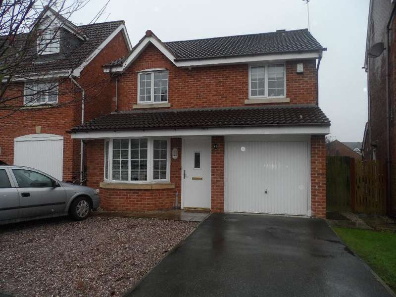 4 Bedrooms Detached House for sale in Sandwell Avenue, Thornton Cleveleys, FY5 4FN