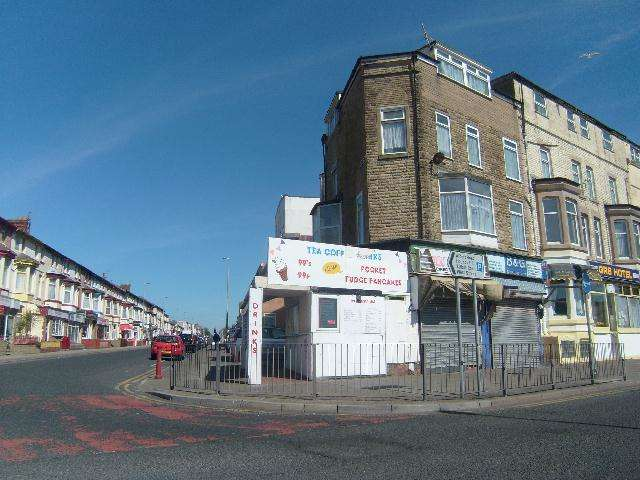 Retail Property (high Street) Commercial for sale in Central Drive, BLACKPOOL, FY1 5QB