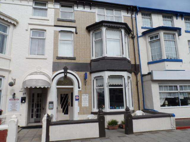 Hotel Commercial for sale in Hornby Road, BLACKPOOL, FY1 4QG
