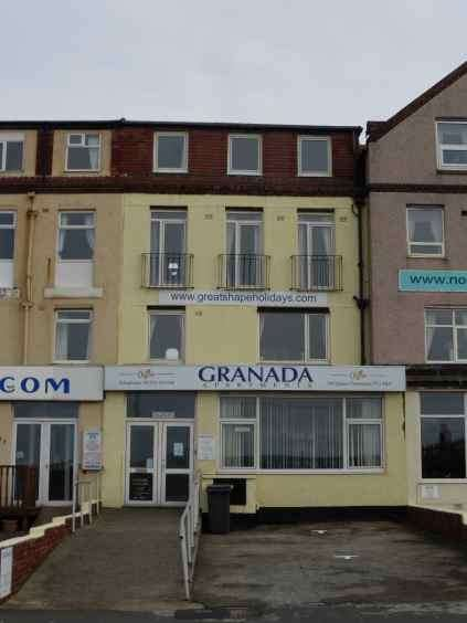 Commercial Property for sale in Queens Promenade, Blackpool, FY2 9HA