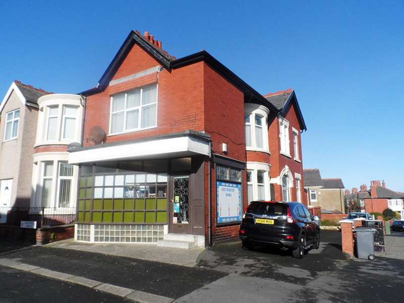 Retail Property (high Street) Commercial for sale in Westminster Road, BLACKPOOL, FY1 2RN