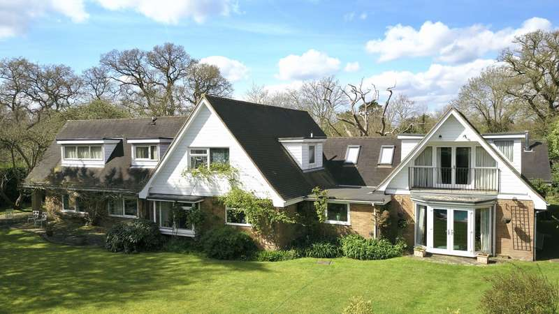 5 Bedrooms Detached House for sale in Church Lane, Stoke Poges, SL2