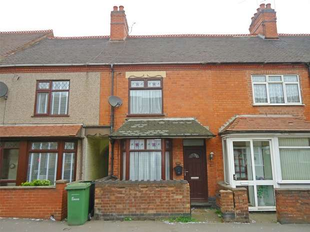 2 Bedrooms Terraced House for sale in Arbury Road, Stockingford, Nuneaton, Warwickshire