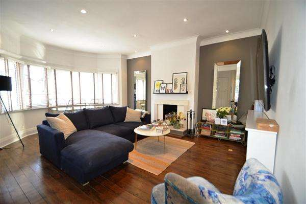 3 Bedrooms Apartment Flat for sale in Sylvan Avenue, Mill Hill, London