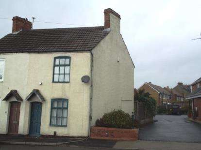 1 Bedroom Semi Detached House for sale in Melbourne Road, Ibstock
