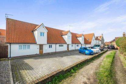 2 Bedrooms Terraced House for sale in Wrentham, Beccles, Suffolk
