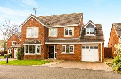 5 Bedrooms Detached House for sale in Coopers Bank Road, Lower Gornal, Brierley Hill, West Midlands