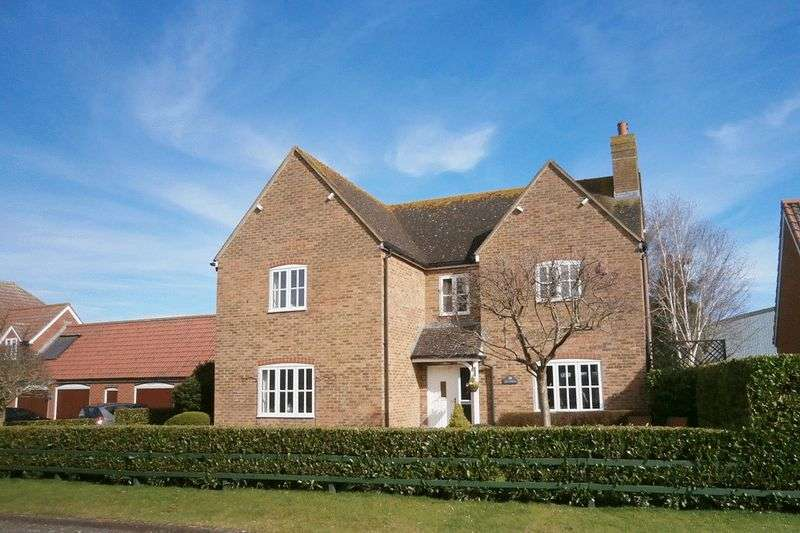 4 Bedrooms Detached House for sale in Aston On Carrant, Tewkesbury