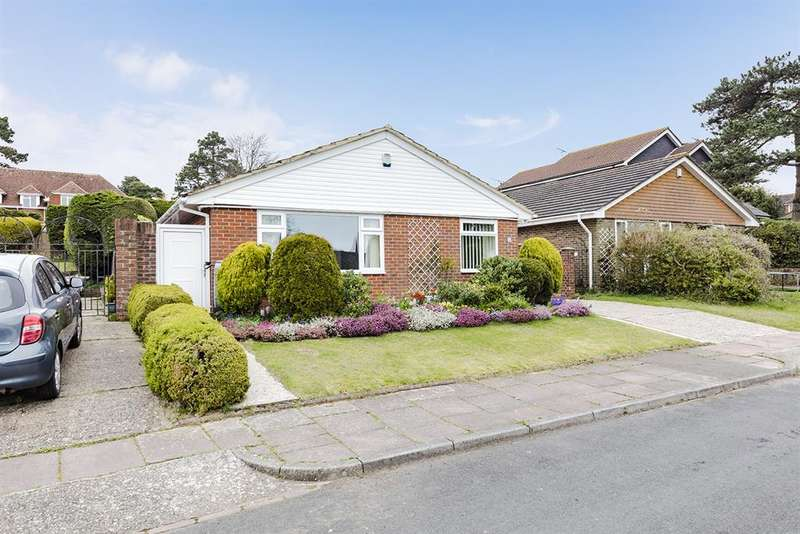 3 Bedrooms Detached Bungalow for sale in Firsdown Road, High Salvington, West Sussex, BN13 3BG