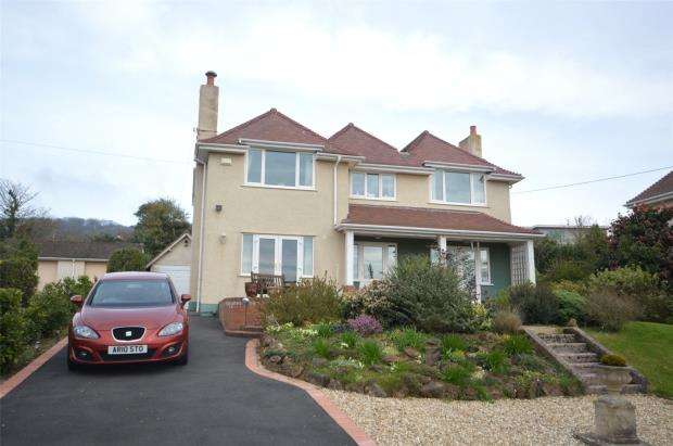 4 Bedrooms Detached House for sale in Kestell Road, Sidmouth, Devon