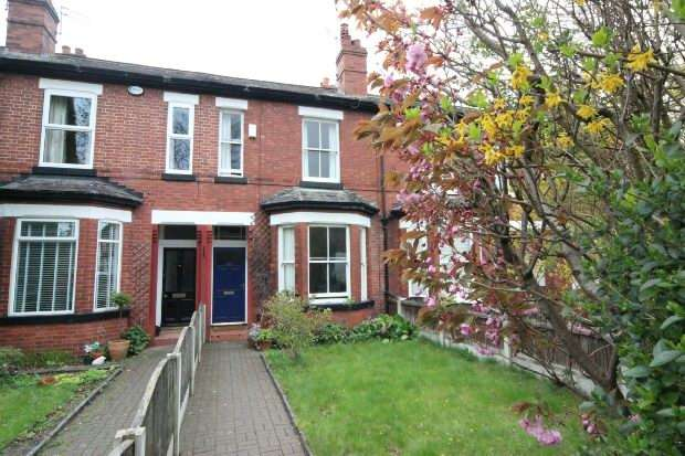 3 Bedrooms Terraced House for sale in West Grove, Sale