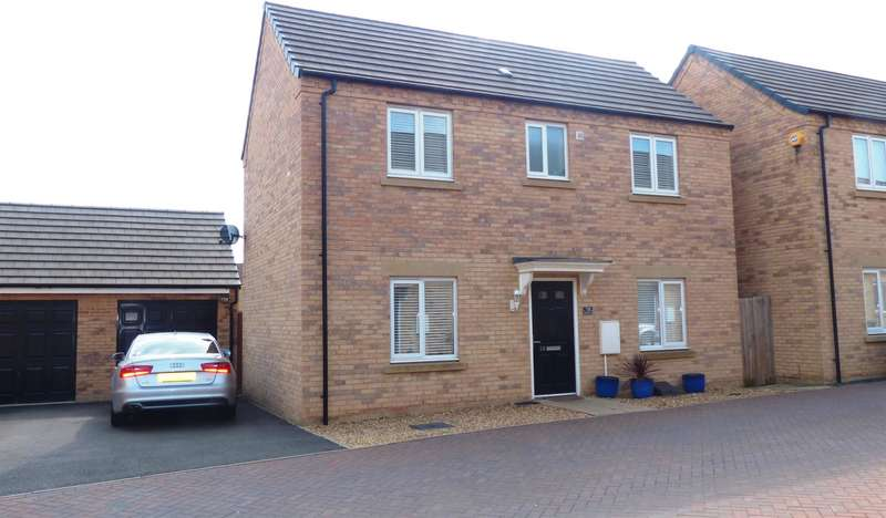 3 Bedrooms Detached House for sale in Roma Road, PETERBOROUGH, PE2