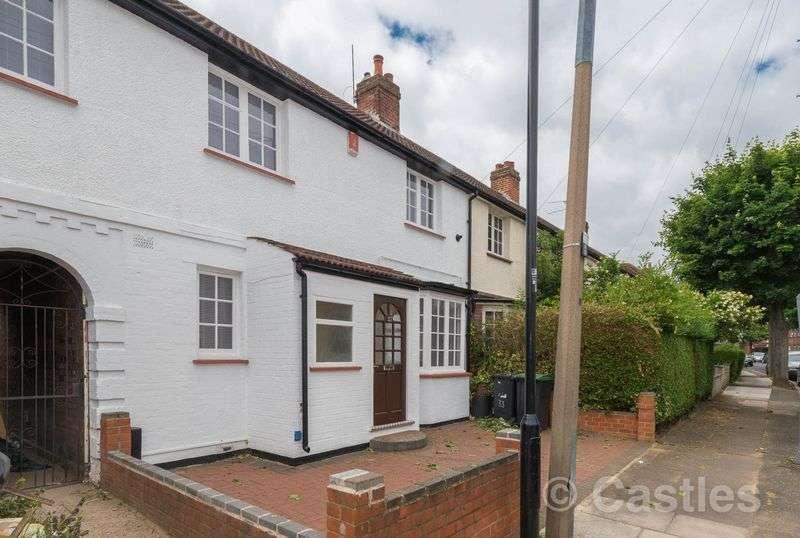 3 Bedrooms Terraced House for sale in Rivulet Road N17