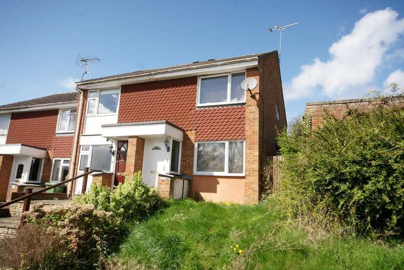 2 Bedrooms End Of Terrace House for sale in Tilney Close, ALTON, Hampshire