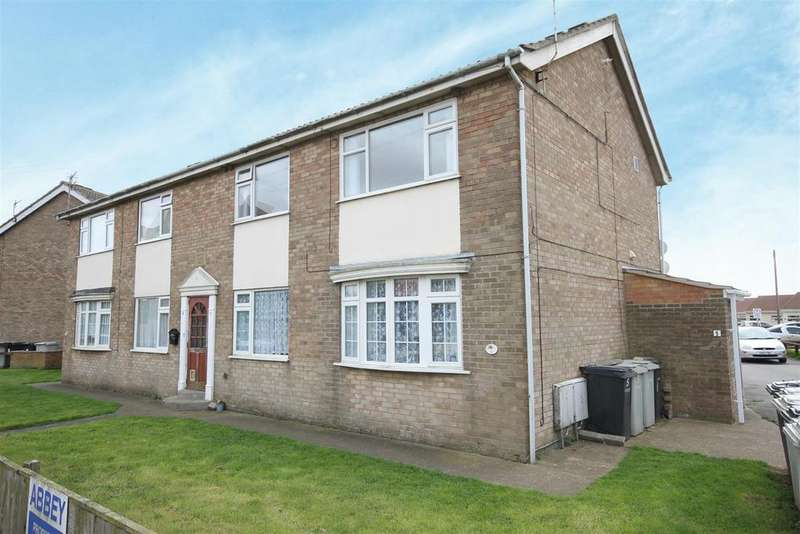 2 Bedrooms Flat for sale in 3 Barton Court, Seaholme Road, Mablethorpe