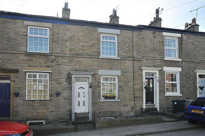 2 Bedrooms Terraced House for sale in Henshall Road, Bollington, Macclesfield
