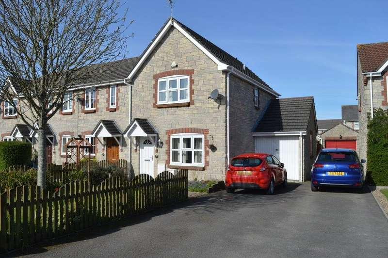 3 Bedrooms End Of Terrace House for sale in Heol y Fro, Llantwit Major, Vale of Glamorgan CF61