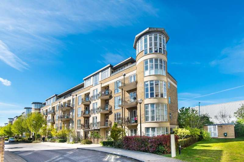 2 Bedrooms Apartment Flat for sale in Lime House, Melliss Avenue, TW9