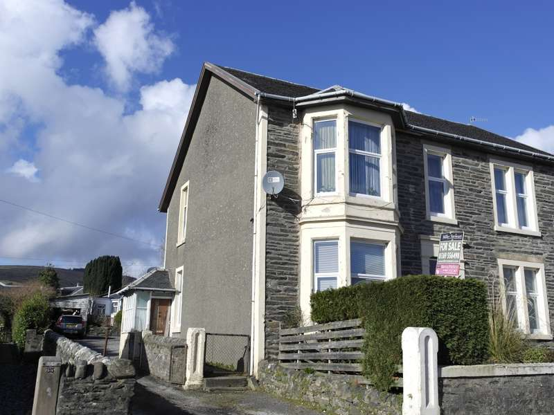 3 Bedrooms Ground Flat for sale in 37 Wellington Street, Dunoon, PA23 7LA