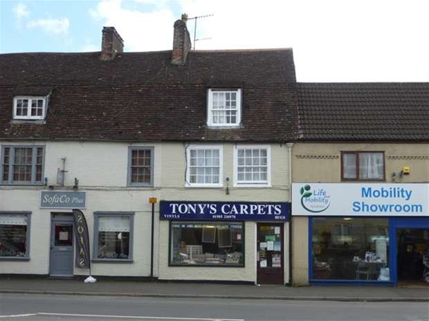 Shop Commercial for sale in George Street, Warminster