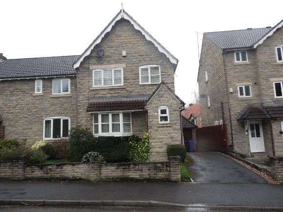 3 Bedrooms Detached House for rent in Abbeylane Dell, Sheffield