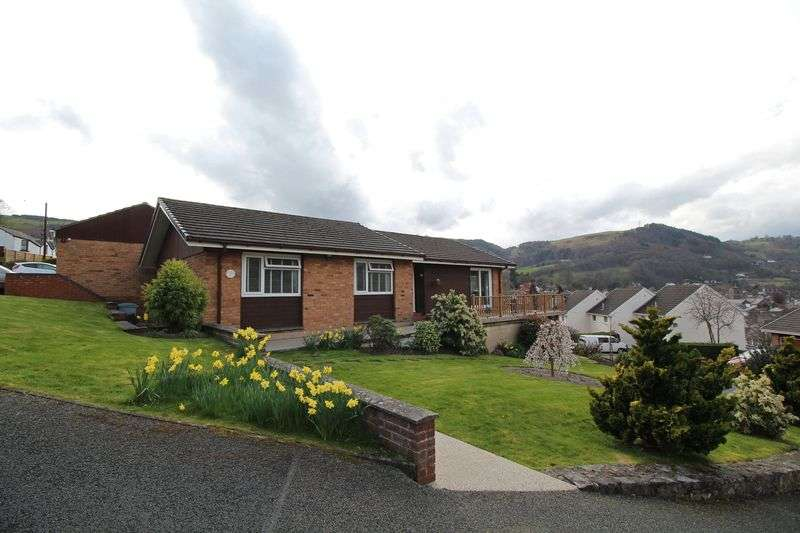 3 Bedrooms Detached Bungalow for sale in Horseshoe Pass View, Llangollen
