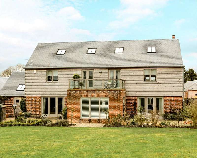 6 Bedrooms Detached House for sale in The Farm, Littleton Panell, Devizes, Wiltshire