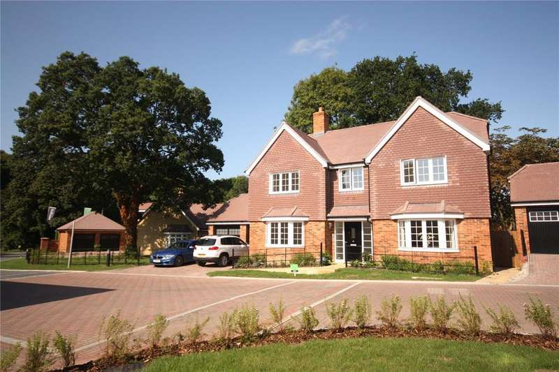 5 Bedrooms Detached House for sale in Maple Tree Close, The Milldown, Blandford Forum, Dorset