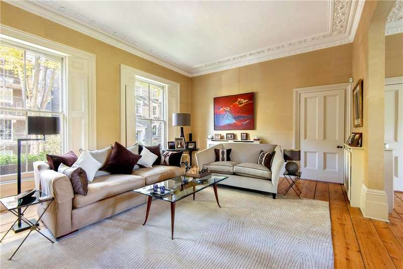 5 Bedrooms Semi Detached House for sale in Alwyne Place, Canonbury, London, N1