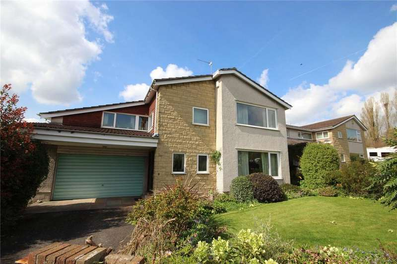 4 Bedrooms Detached House for sale in Long Acres Close, Coombe Dingle, Bristol, BS9