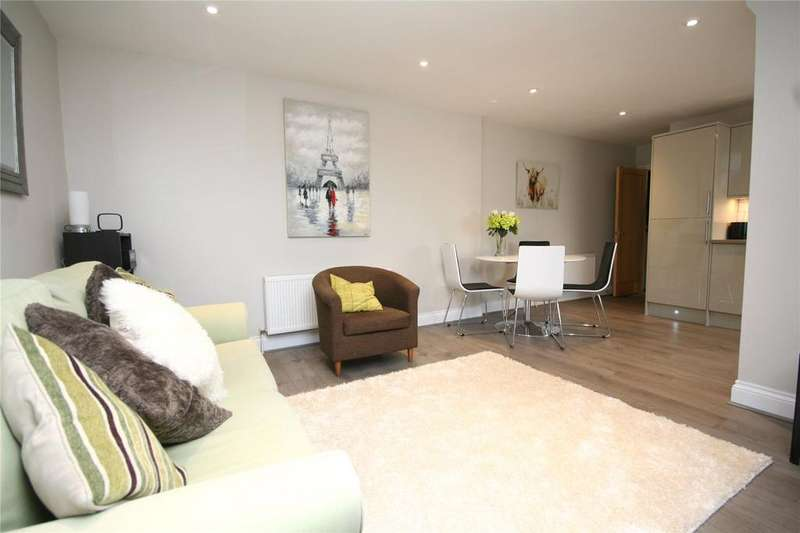 2 Bedrooms Apartment Flat for sale in Albany Park, 20 Albany Road, Tivoli, Cheltenham, GL50