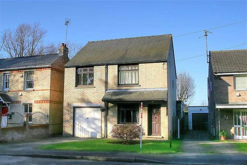 5 Bedrooms Detached House for sale in Cambridge Road, Impington, Cambridge
